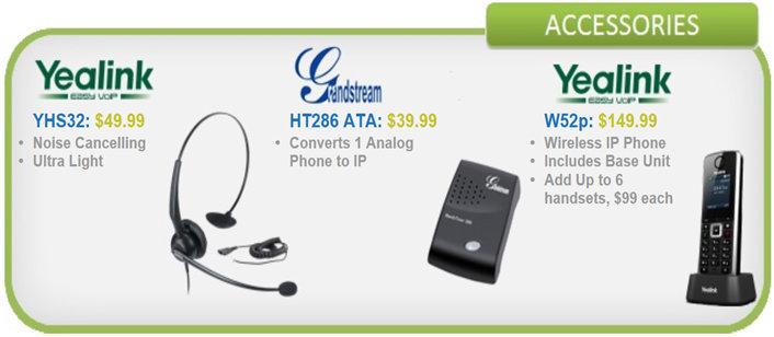 VoIP Equipments